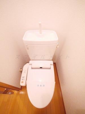 【トイレ】ステージアスカ(すてーじあすか)