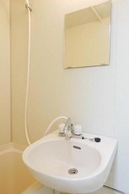 【洗面所】ドム登戸2