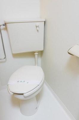 【トイレ】ドム登戸2