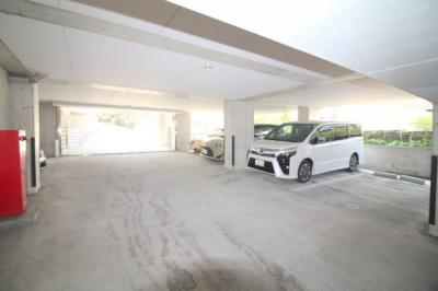 【駐車場】メゾン刀根山