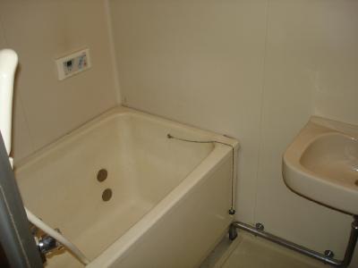 【浴室】瀬戸畑ハイツ
