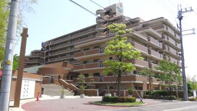 【外観】メロディーハイム桃山台