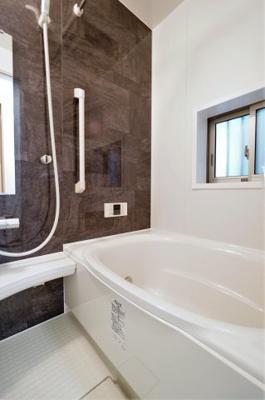 【浴室】新築一戸建て 南浦和1丁目