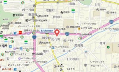 【地図】シャーメゾン此花