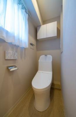 【トイレ】プレジール本郷ステーションプラザ