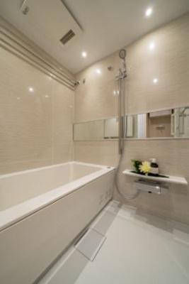 【浴室】プレジール本郷ステーションプラザ