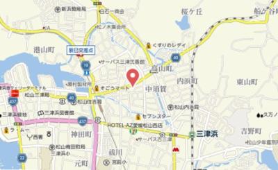 【地図】シャルマン・ディアコート