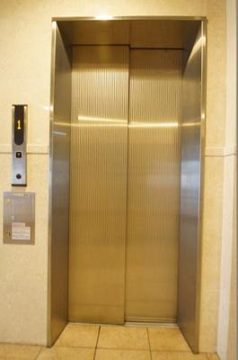「エレベーターあります」