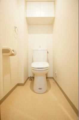 「個別タイプのトイレ」