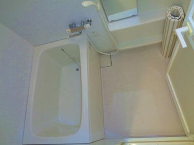 【浴室】クラールプラッツ