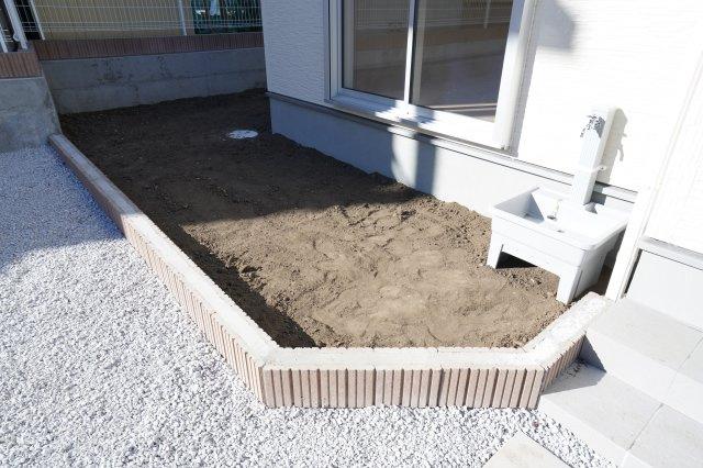 【同仕様施工例】お庭もありますので季節の植物を植えてガーデニングを楽しみたいですね。