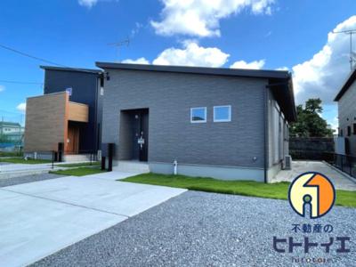 【駐車場】八女市本村新築住宅