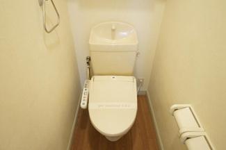 【トイレ】スプリングチェリーⅠ