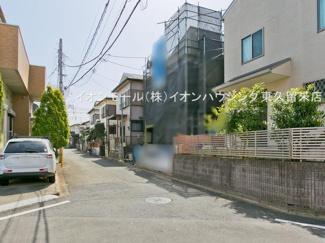 西東京市柳沢第4期 全1棟 1号棟