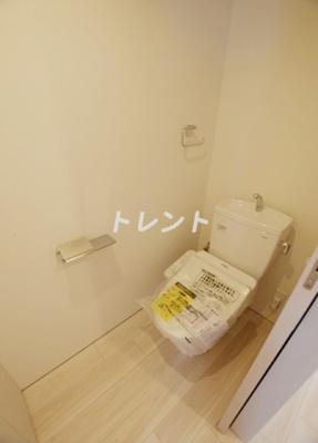 【トイレ】PASEO四谷三丁目【パセオ四谷三丁目】