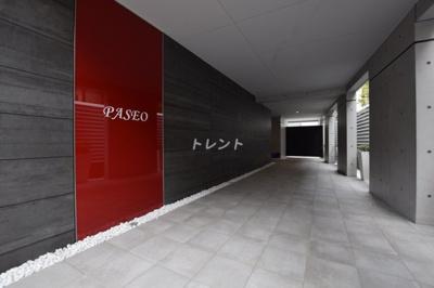 【エントランス】PASEO四谷三丁目【パセオ四谷三丁目】