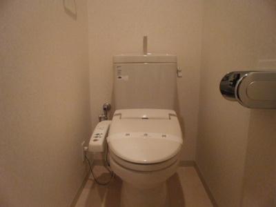 【トイレ】UURコート札幌北三条