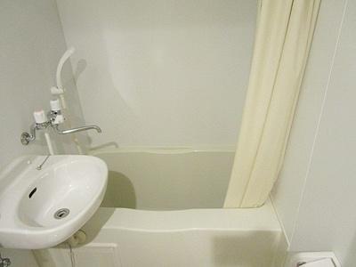 【浴室】レオプラザ