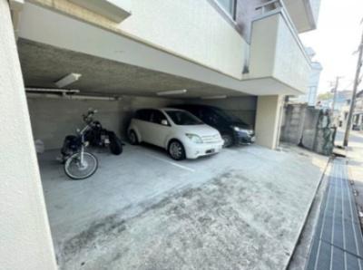 【駐車場】泉ヶ丘アバンティ