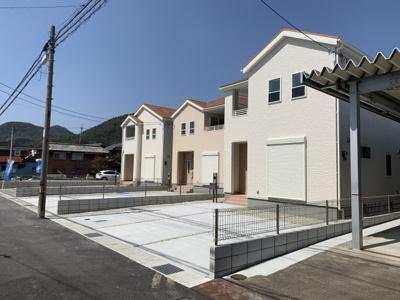 【外観:施工例】北野新築一戸建