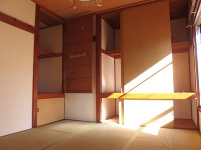 【居間・リビング】グリーン荘2