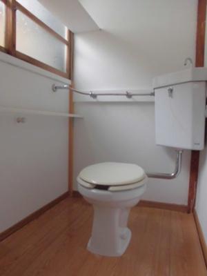 【トイレ】グリーン荘2