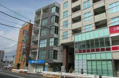 【外観】長津田駅徒歩1分 貸店舗・事務所