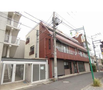 【外観】中山駅徒歩5分 貸店舗・事務所