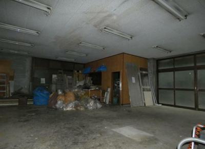 【内装】中山駅徒歩5分 貸店舗・事務所