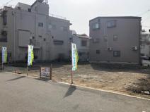 西淀川区姫里1丁目 売土地(建築条件付)の画像