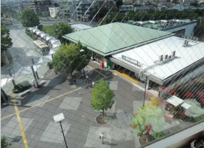 【展望】十日市場駅徒歩1分 貸店舗・事務所