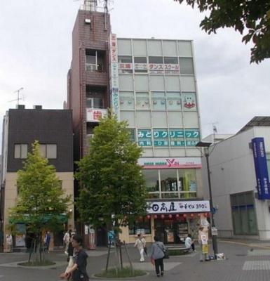 【外観】十日市場駅徒歩1分 貸店舗・事務所