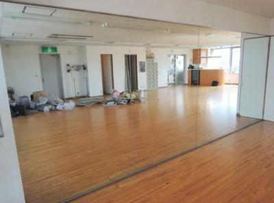 【内装】十日市場駅徒歩1分 貸店舗・事務所