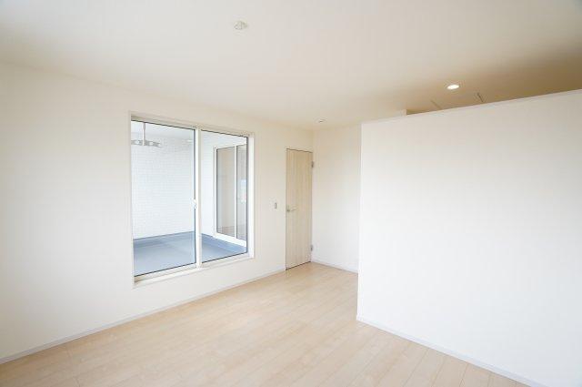 【同仕様施工例】2階ウォークインクローゼットがあるお部屋です。