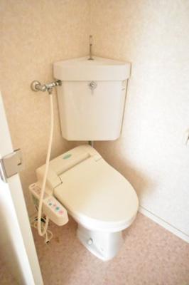 【トイレ】永田町マンション