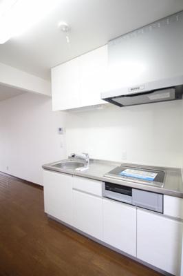 【キッチン】グレイスホームA棟