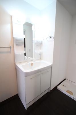 【独立洗面台】グレイスホームA棟