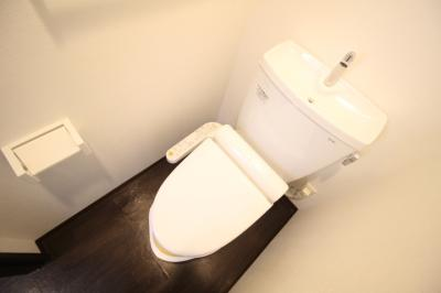 【トイレ】グレイスホームA棟