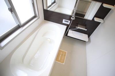 【浴室】グレイスホームA棟