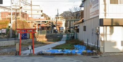 【外観】須磨浦通4丁目 貸地