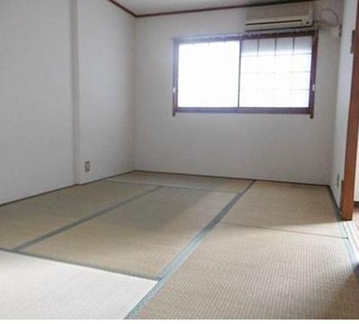 【寝室】エスポワール豊 仲介手数料無料