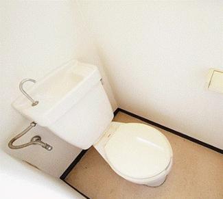 【トイレ】兵庫県川西市花屋敷1丁目一棟アパート