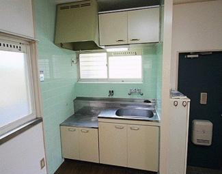 【キッチン】兵庫県川西市花屋敷1丁目一棟アパート