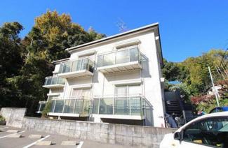 【外観】兵庫県川西市花屋敷1丁目一棟アパート