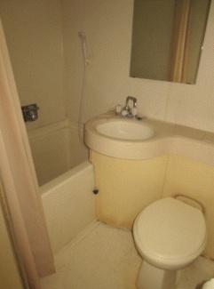 【浴室】兵庫県川西市花屋敷1丁目一棟アパート