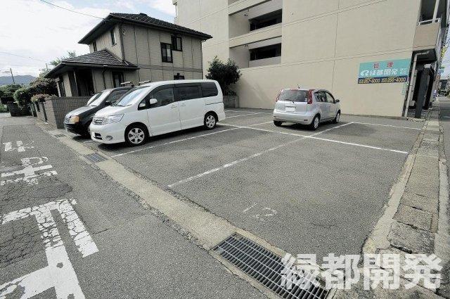 【外観】リョクト大和町駐車場
