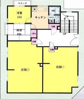 千葉市若葉区みつわ台一棟アパート