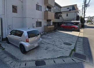 【駐車場】千葉市若葉区みつわ台一棟アパート