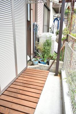 【庭】マリアージュ賃貸。借りたら買える家