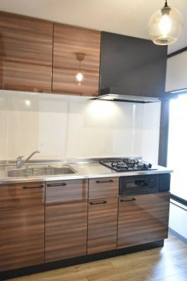 【キッチン】マリアージュ賃貸。借りたら買える家